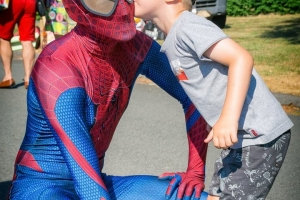 2018-Brocante  Spiderman