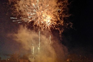 2019- FEU D'ARTIFICE
