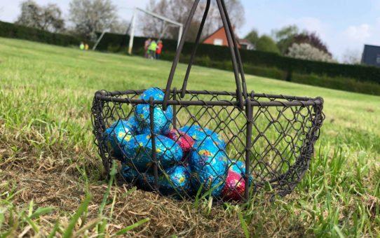 150 jeunes Méterenois à la chasse aux œufs 🗺